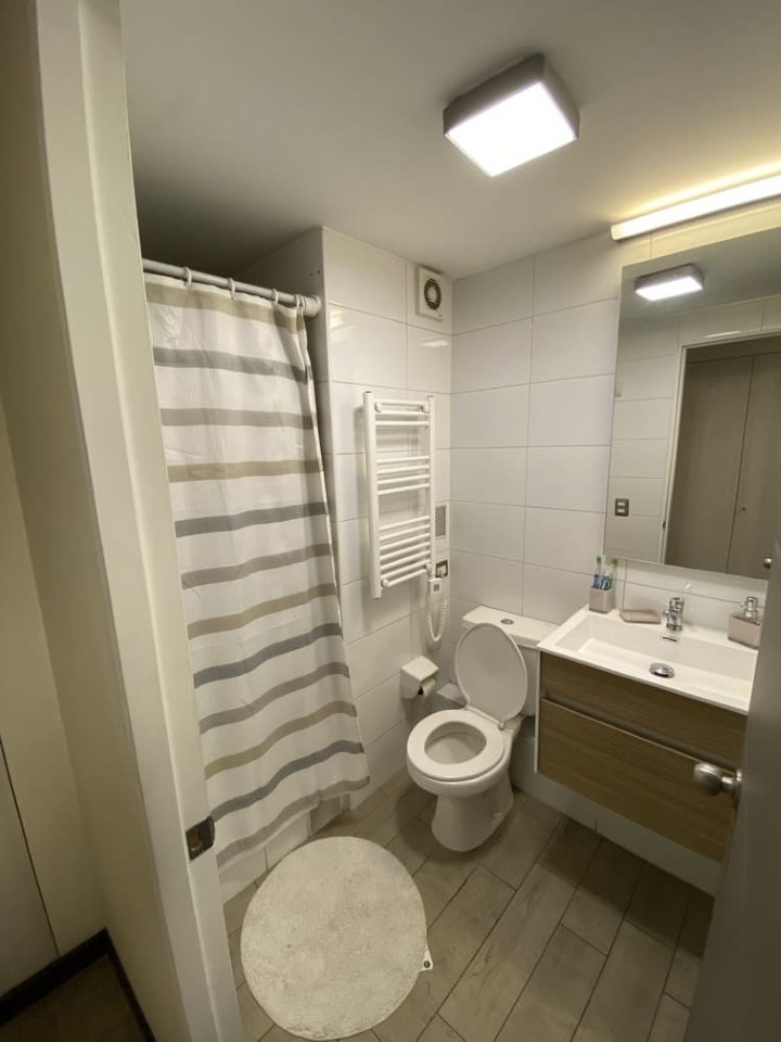 Image of a bathroom facilities.