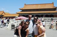 The Forbidden City was the home of emperors and their families for almost half a millenium.