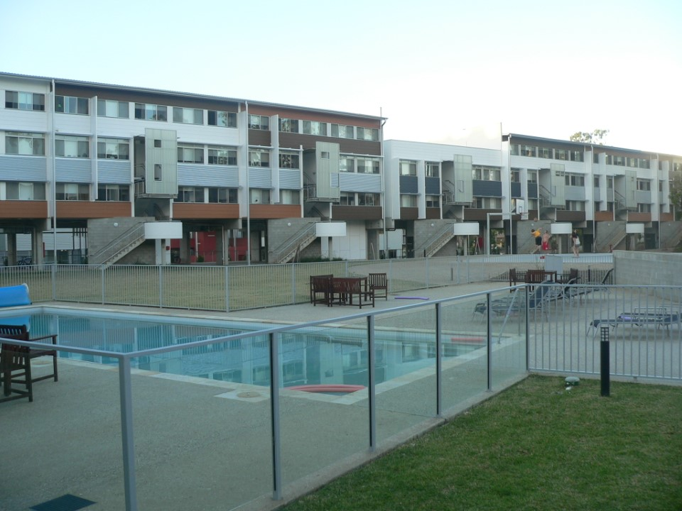 Griffith Housing