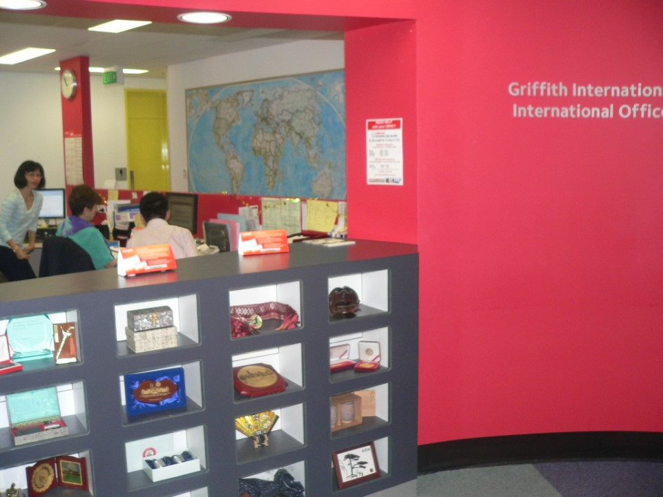 Griffith International Office