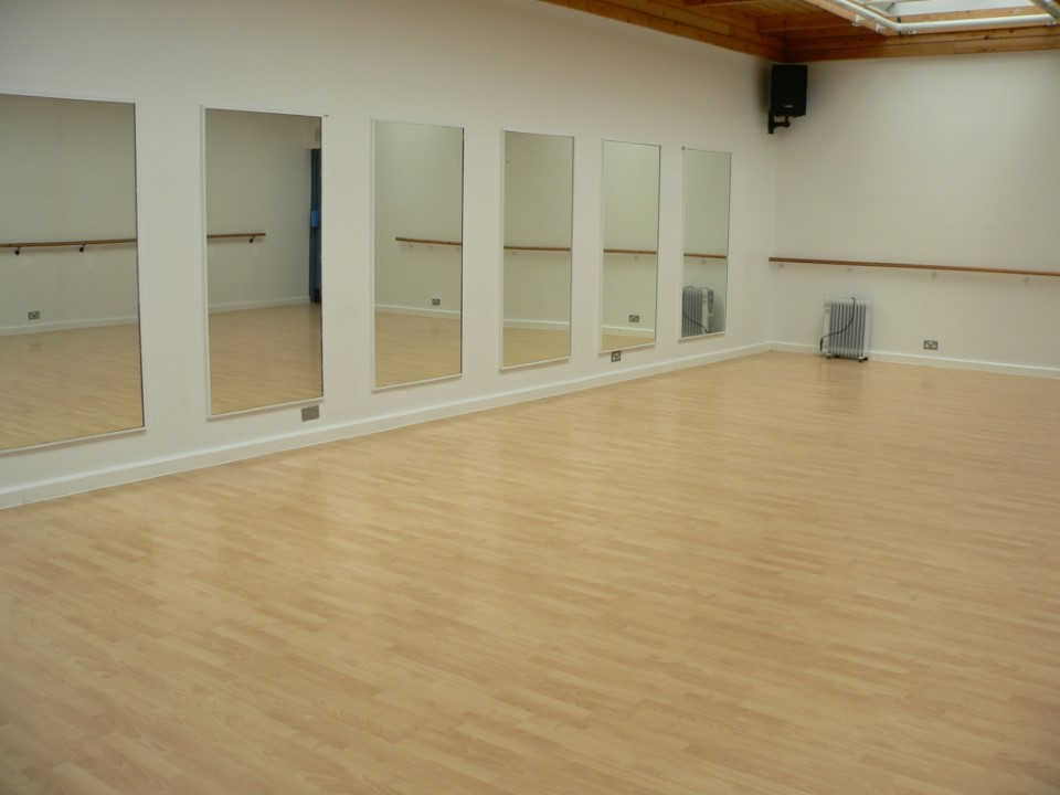 There's a number of different dance classes to join at the dance studio.