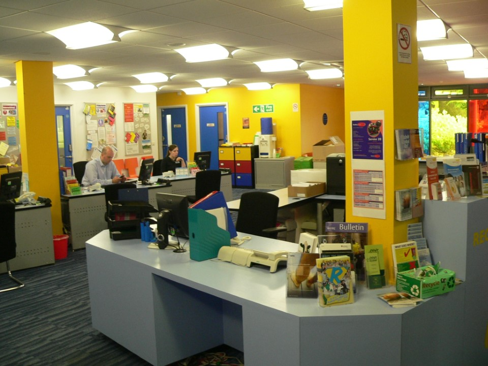 There's a wide range of student service offices and staff to help you.