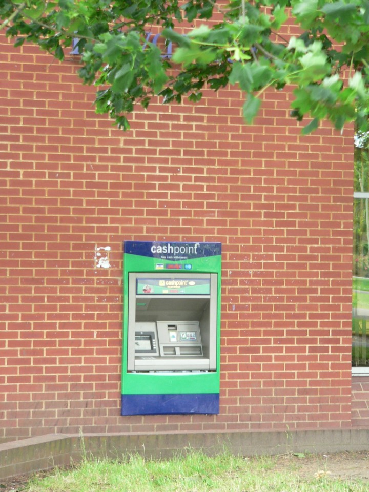 Conveniently located ATMs make it easy to get cash anytime.
