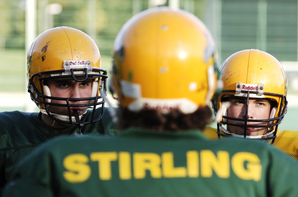 In 1984, the Stirling Clansmen became the first university in Scotland to start playing American football.
