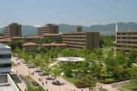 Hiroshima University is one of the most prestigious Japanese universities.